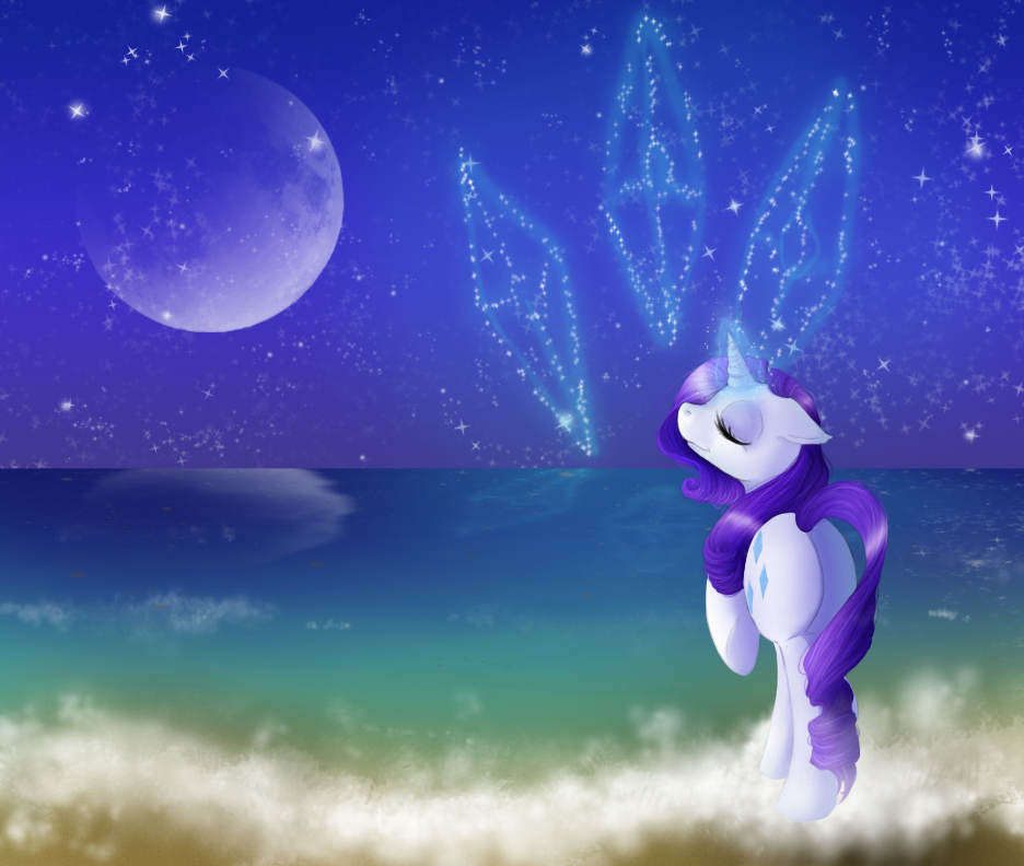 Rarity Redone by Neko-luvz
