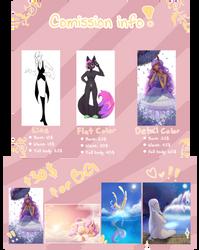 Commission info by Neko-luvz