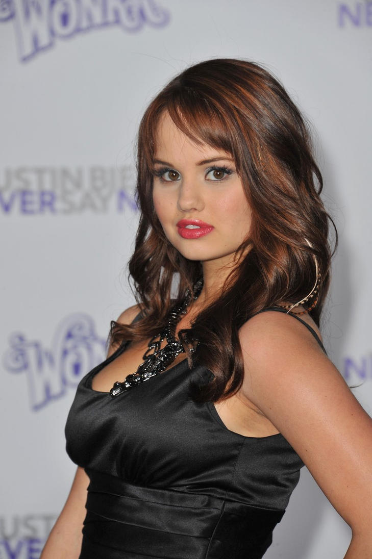 Everything. Completely Hot pics of debby ryan but and boobs have