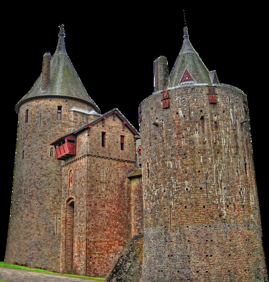 fairytale castle by alzstock d4ohtzr Sosyal Bilgiler Performans Ödev Kapak Örnekleri