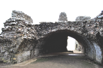 Castle Tunnel Ruin..