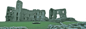 Castle Pano PNG..