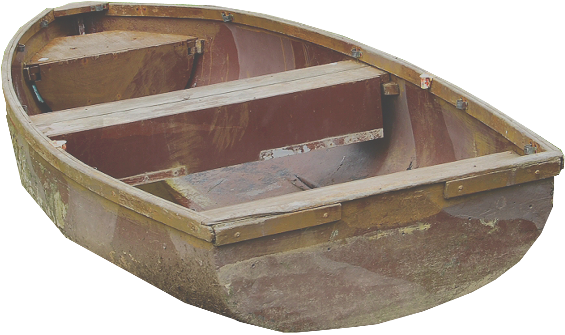Rowing Boat PNG..