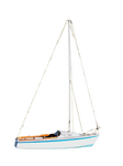 Sail Boat PNG..