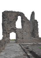 Old Priory Ruins 01 PNG.. by AledJonesDigitalArt