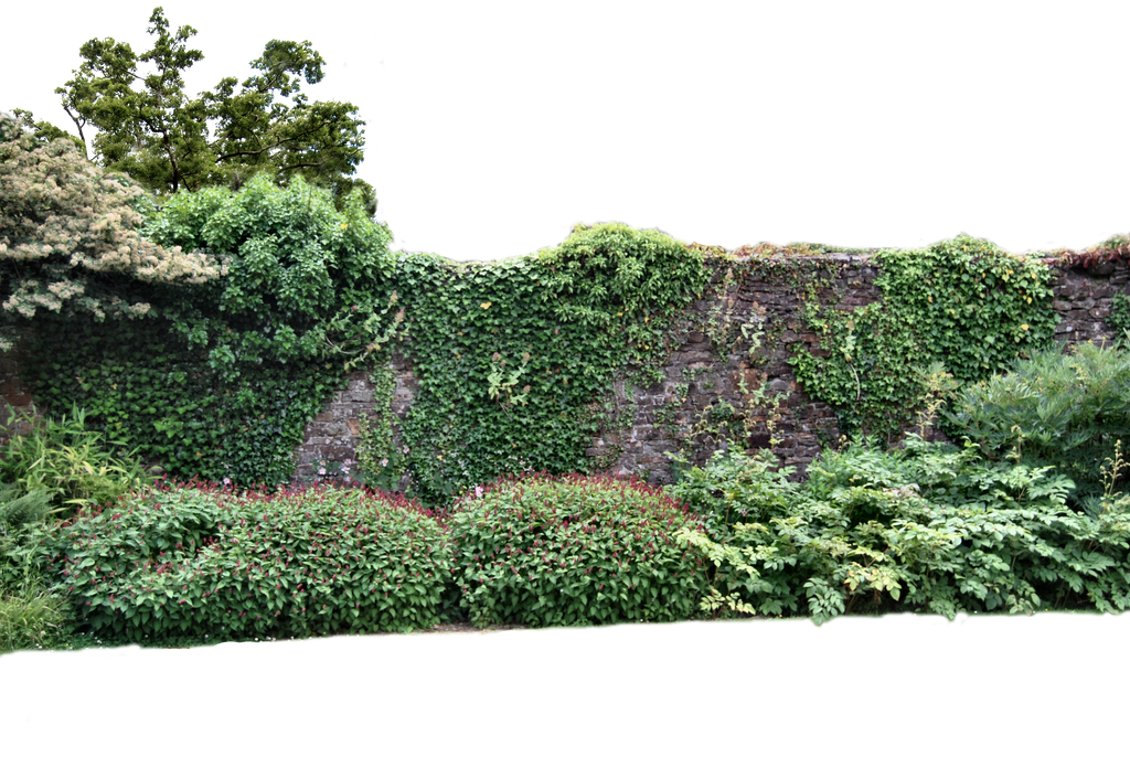 Walled Garden PNG By AledJonesDigitalArt