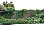 Walled Garden PNG.