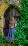 Alice.. by AledJonesDigitalArt