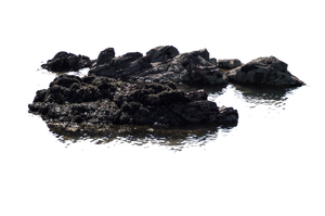 Rocks PNG Stock July 2016.. by AledJonesDigitalArt