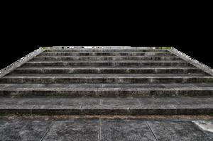 Steps PNG.. by AledJonesDigitalArt