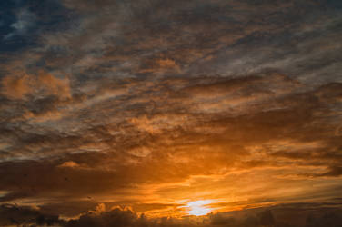 Golden Sky Stock.. by AledJonesDigitalArt