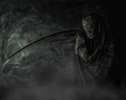 Don't Fear The Reaper.. by AledJonesDigitalArt