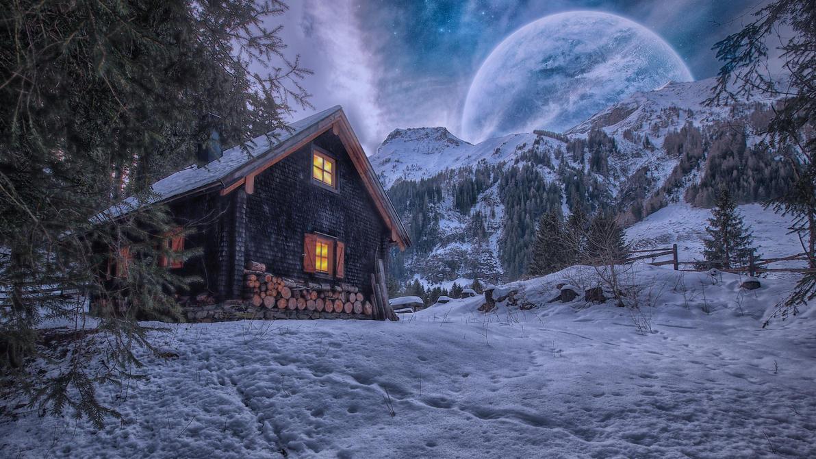 Dreamscape 15.. by AledJonesStockNArt
