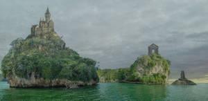 Fantasy Island..