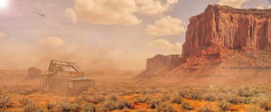 Desertscape..