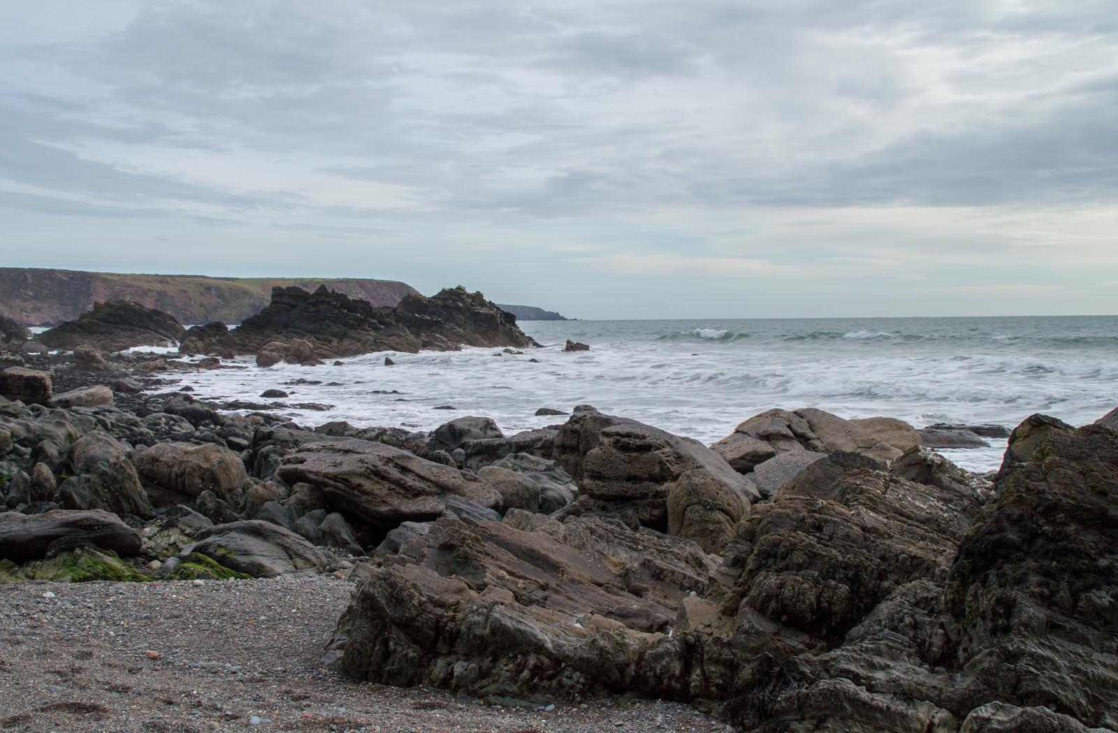 Marloes Beach stock 05.. by AledJonesStockNArt