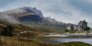 Lakeside Castle..