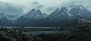 Mountain Landscape..