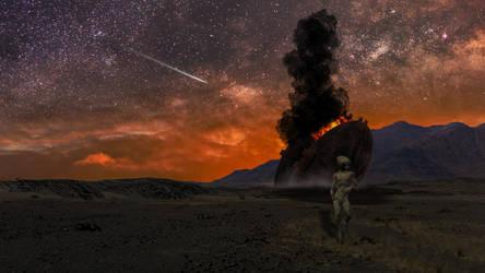 UFO Crash..
