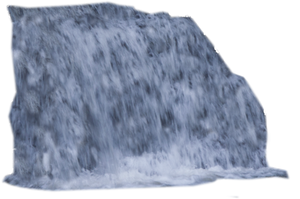 Waterfall PNG Stock..