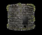 Stone Ruin.. by AledJonesDigitalArt