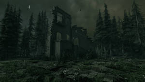 Old Ruined House..