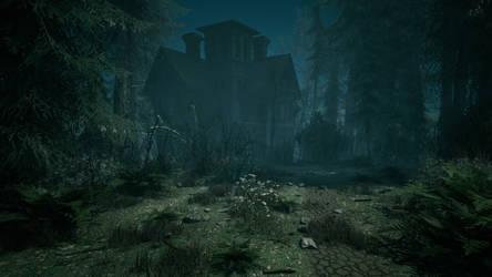 Haunted House..