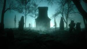 Spooky Cemetry..