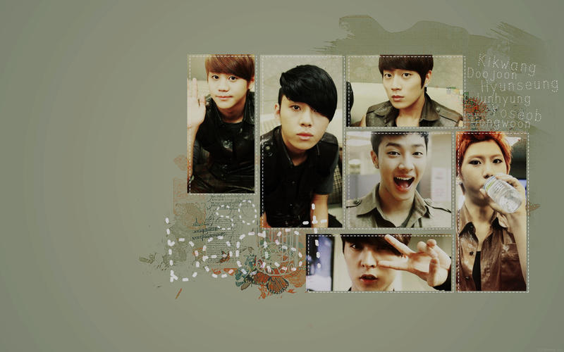 Beast Wallpaper ~ by SammyYun on DeviantArt