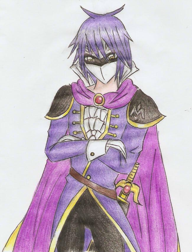 Human Meta Knight -mask- by XxSaorixX on DeviantArt
