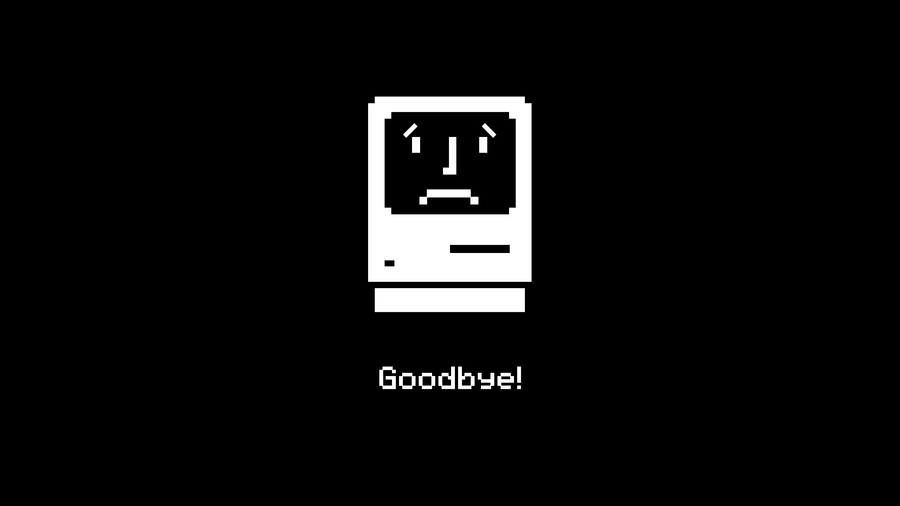 Goodbye Steve by Atreide