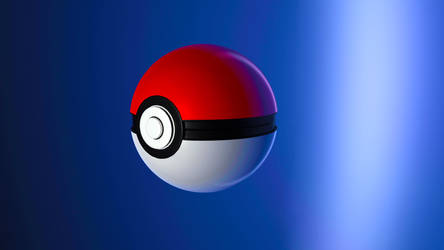 Pokemon ball by the-undrawable