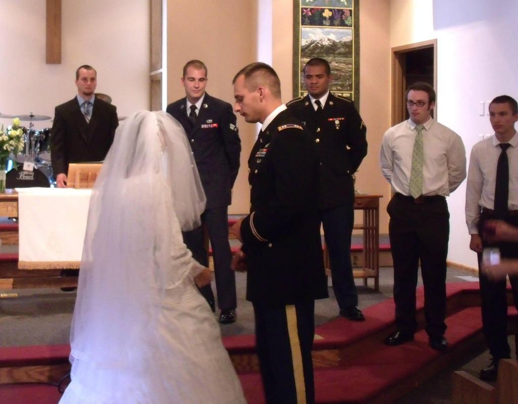 Wedding by Raulboy