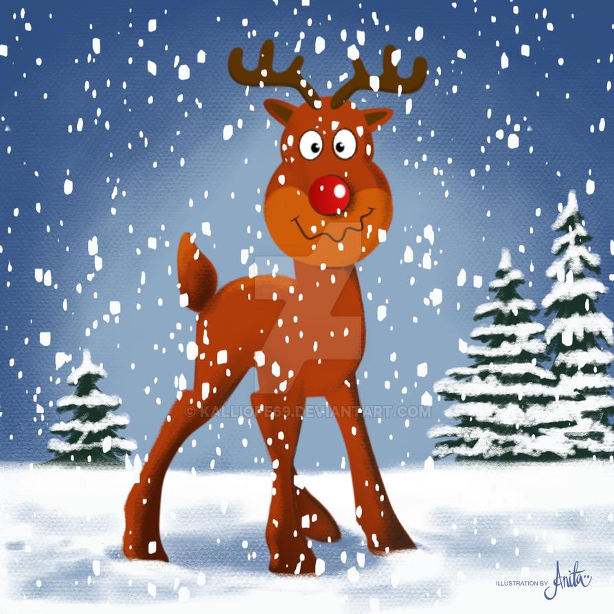 Rudolph by Kalliope69