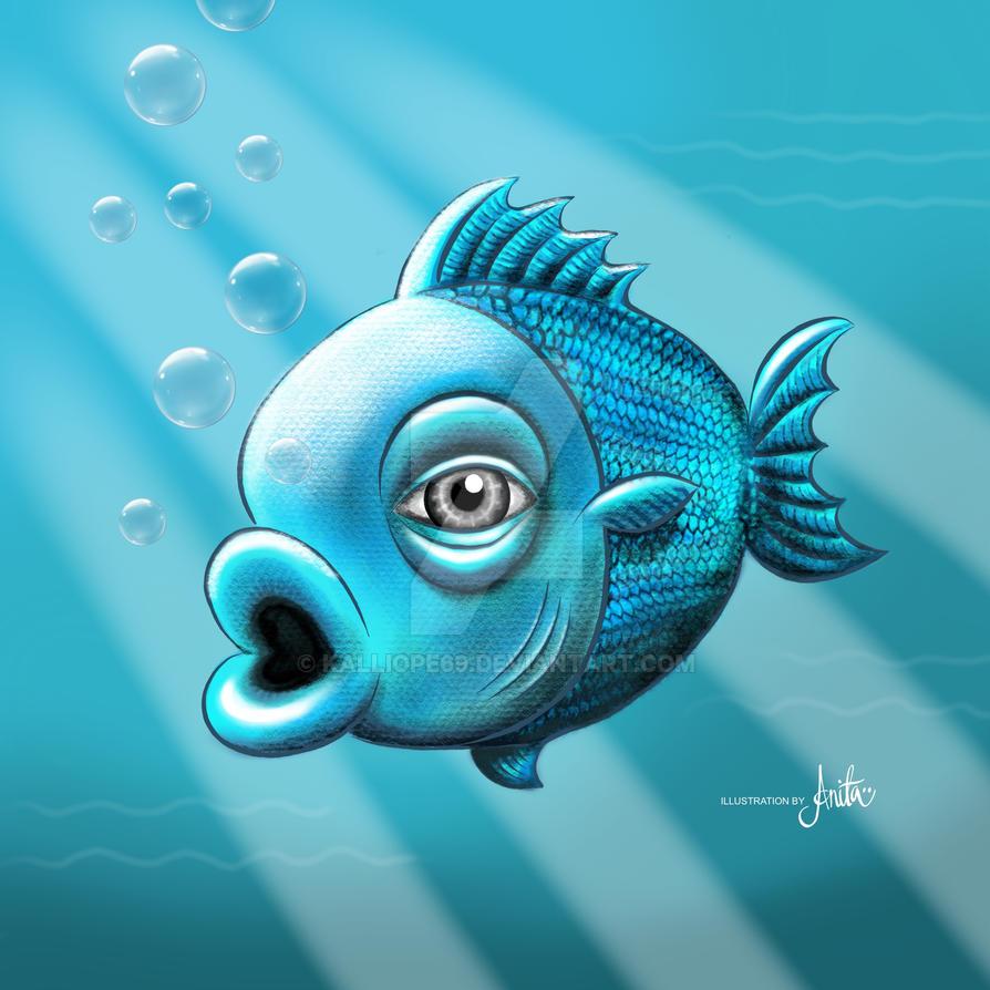 Fantacyfish by Kalliope69