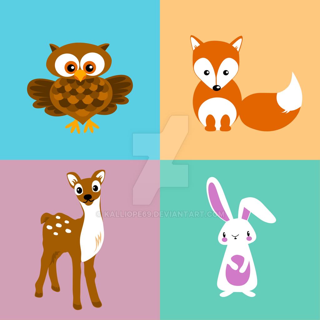 Animals by Kalliope69
