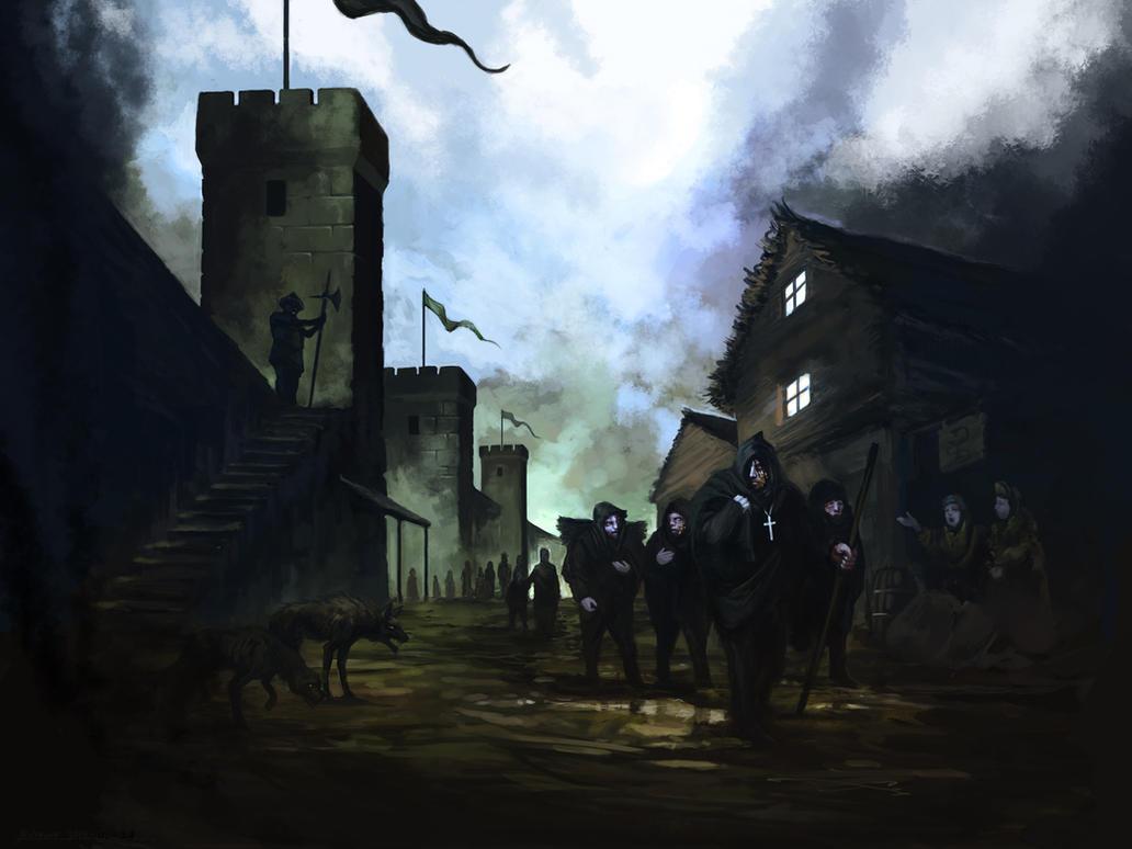 Crusader Kings 2 Loading Screen by zenarion
