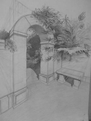 Secret Garden by Cienista