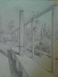 Architect's studio by Cienista