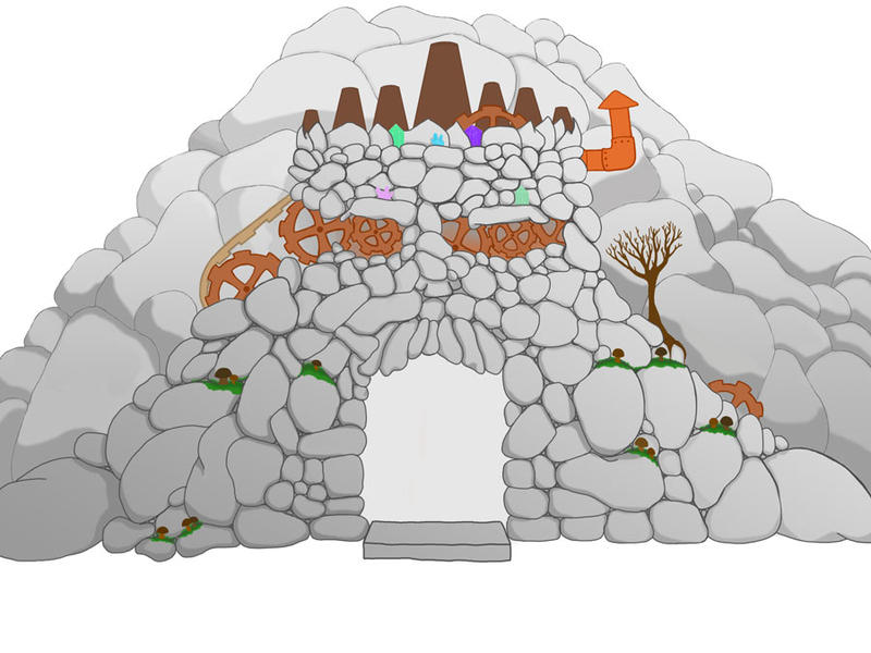 King of Mountains WIP update by DiePraktikantin
