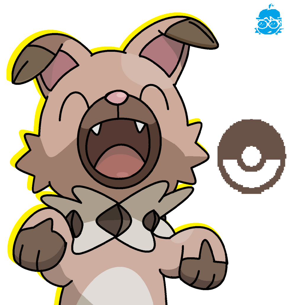 pokemon moon how to get rockruff