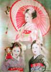 Maiko (Japanese Tradition)