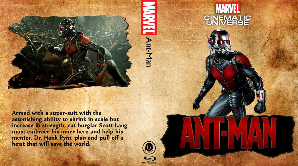 MCU Collection] - Ant Man by Arccai on DeviantArt