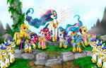 MLP : Knights of Harmony