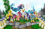 MLP : Knights of Harmony