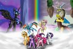 MLP : Equestria's saviors