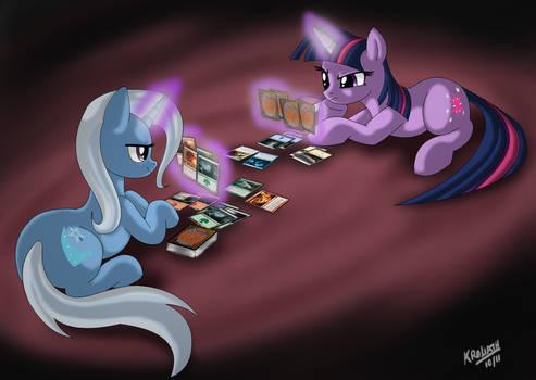 MLP : Magic Duel