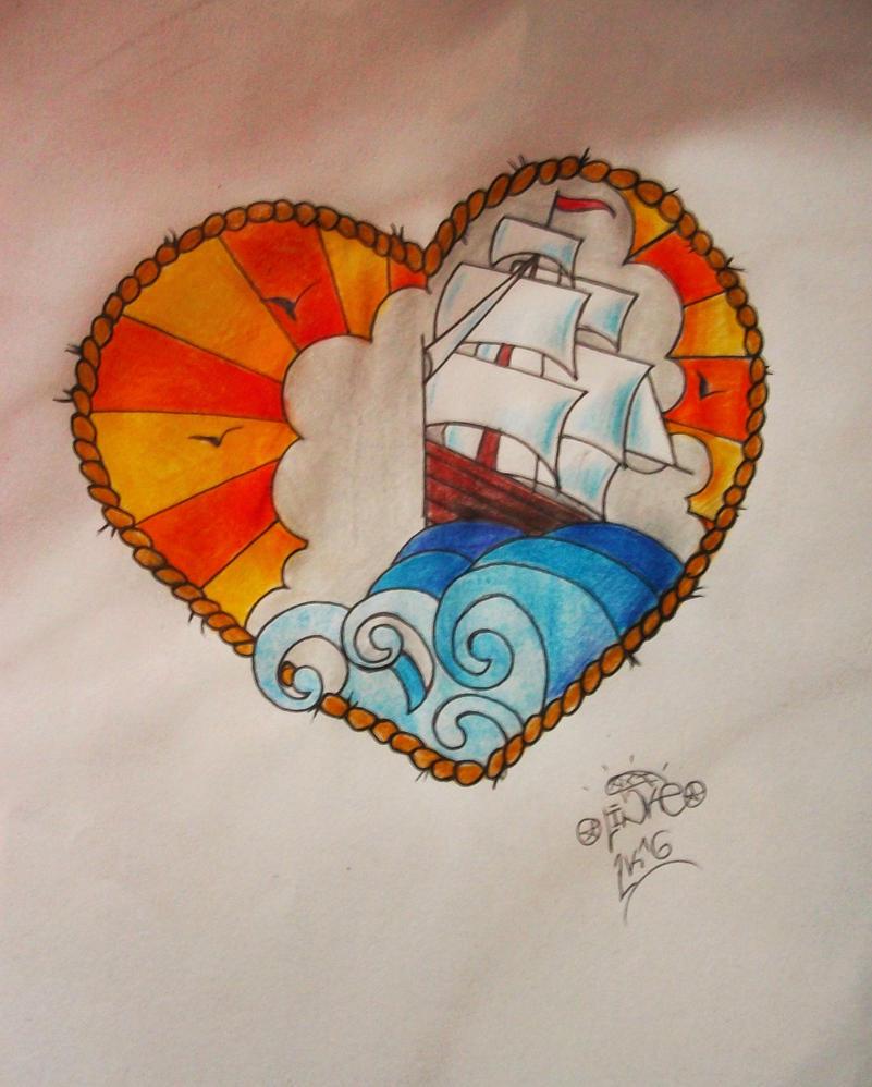 Set Sail! by Herja89