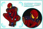 Spider-Man redesigned