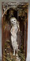 Monster High Modded Dolls (Zombie girl 4) by sankyaku